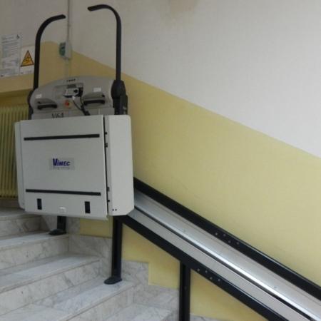 Installazione Servoscala – Andria